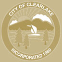 City of Clearlake - Incorporated 1980