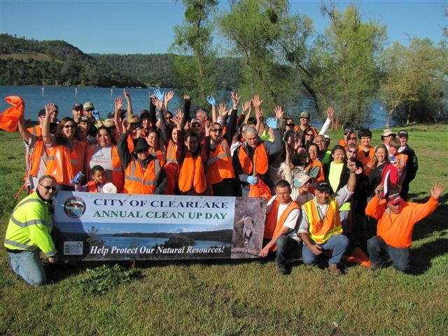 Clean Up Clearlake